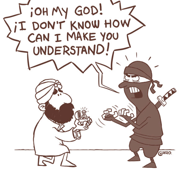 be careful misunderstanding by different cultures 19 simple gestures that might be highly misunderstood abroad watch careful how you throw having a conversation over a threshold in general is a big cultural.