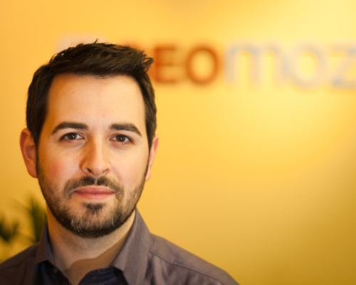 Rand Fishkin's video presentation for the 8P-2013 conference: How SEO Blinded me (Then Opened My Eyes)