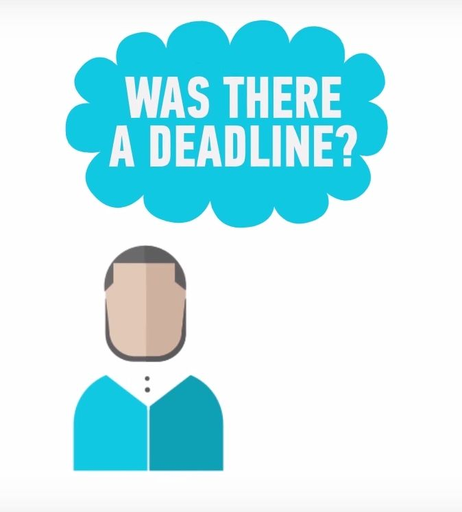 70% of freelancers fail to meet deadlines