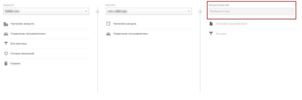 У ресурсов, связанных с Firebase, нет представлений