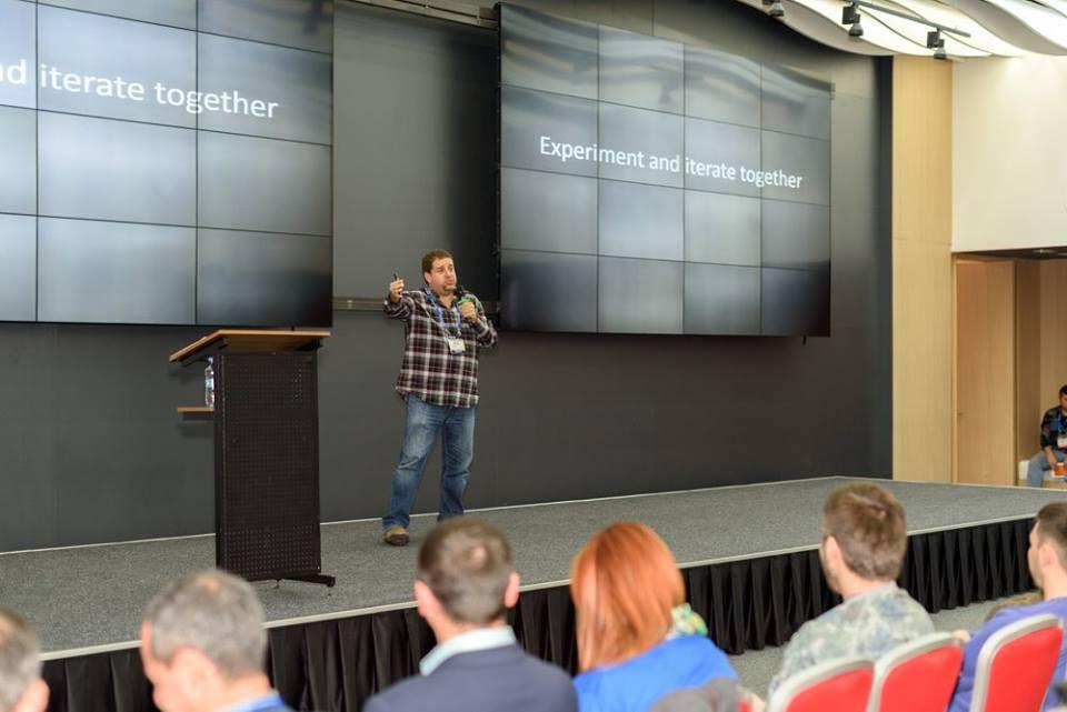 На конференции Outsource People 2016