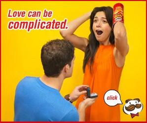 реклама на Pringles