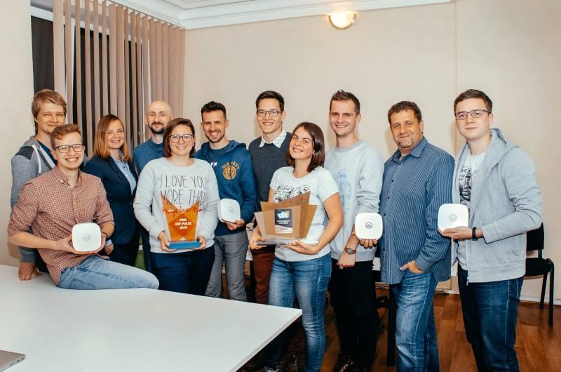 С выпускниками Hack Lab Kiev