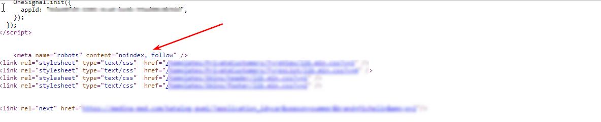Отворени за индексация страници