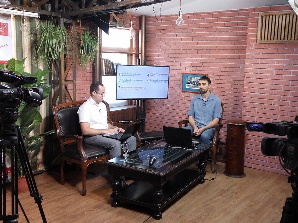 16 июня Евгений рассказал о сервисах Google для локализации бизнеса на WebPromoExperts Go Global Day