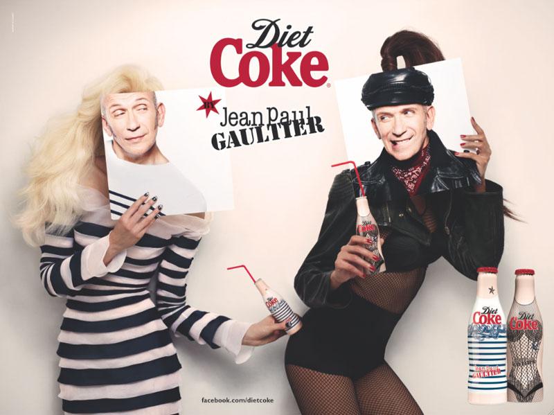Готье Diet Coke