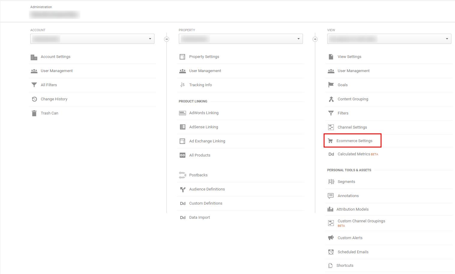 Настройка на Google Analytics и Google Tag Manager