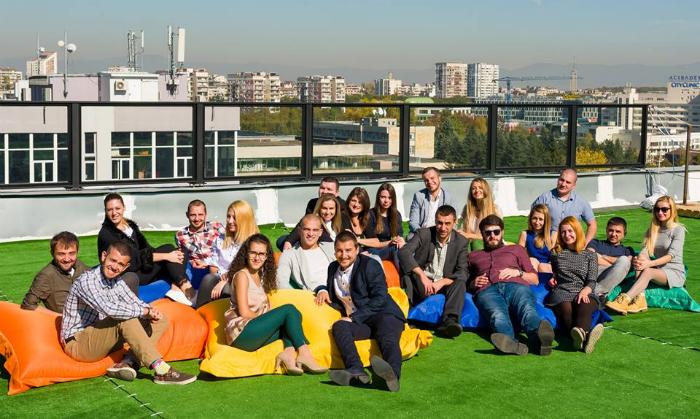 Команда Netpeak Bulgaria растет и сменила уже несколько офисов в центре Софии