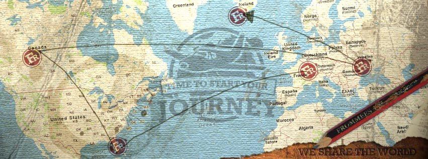 Frommees путешествуют по миру
