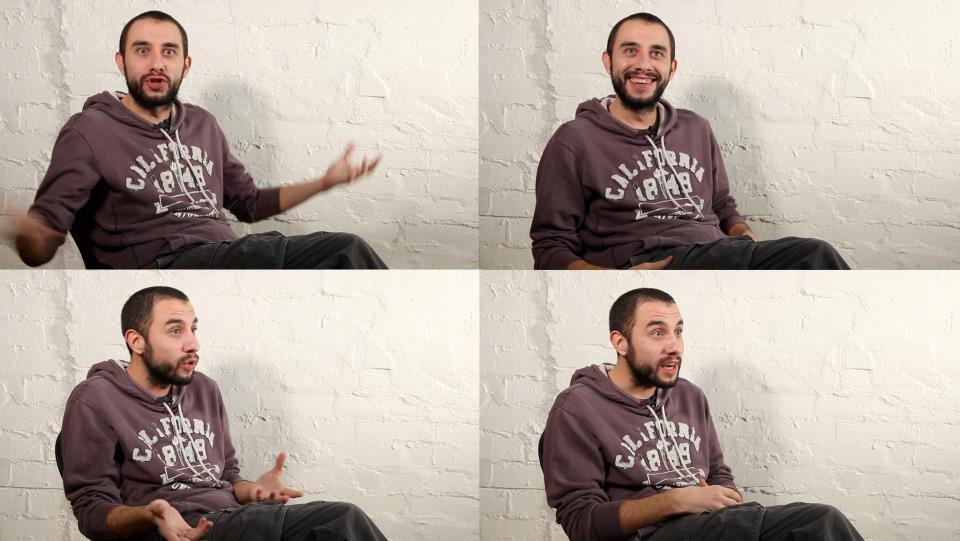 Арам Мирзоянц - интервью