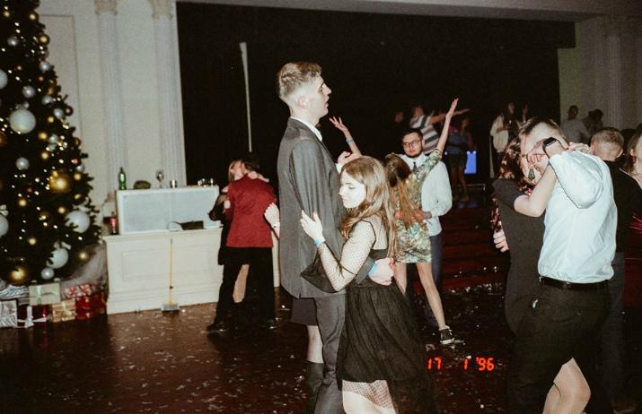 медленные танцы