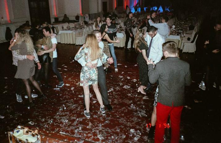 танцы по парам