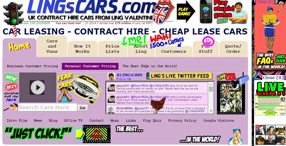 Банерна реклама през 90-те
