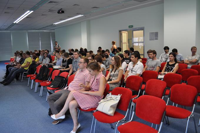 Участники семинара Google