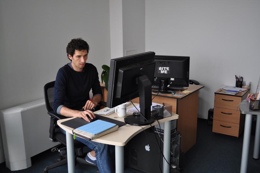 Анатолий Бабий - flash-дизайнер