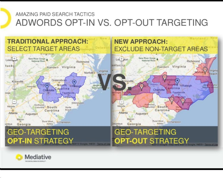 Как да получите високи резултати чрез изключване на ненужни места от рекламна кампания