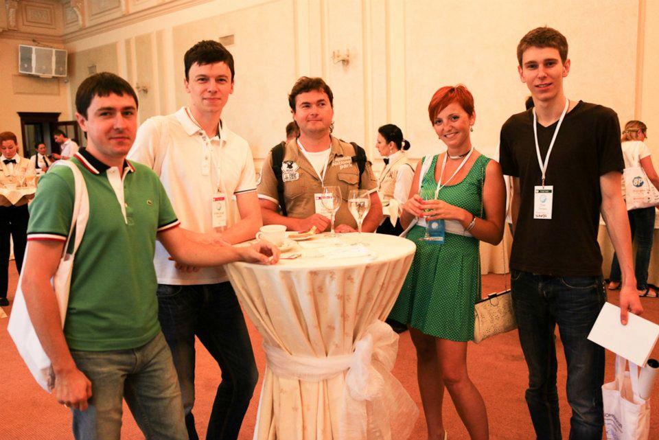 """Фотография с конференции """"8Р: Интернет-маркетинг для бизнеса"""""""