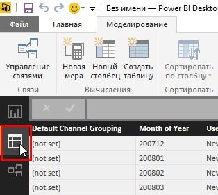 Наиболее удобный способ редактирования данных