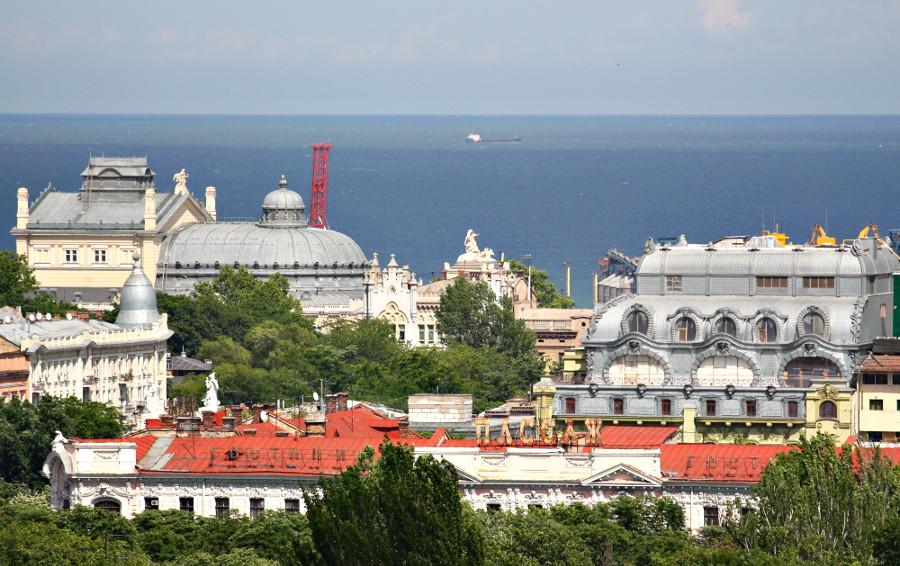 Самое сердце Одессы
