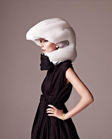 Нейлоновый шлем из двух капюшонов со встроенными сенсорами