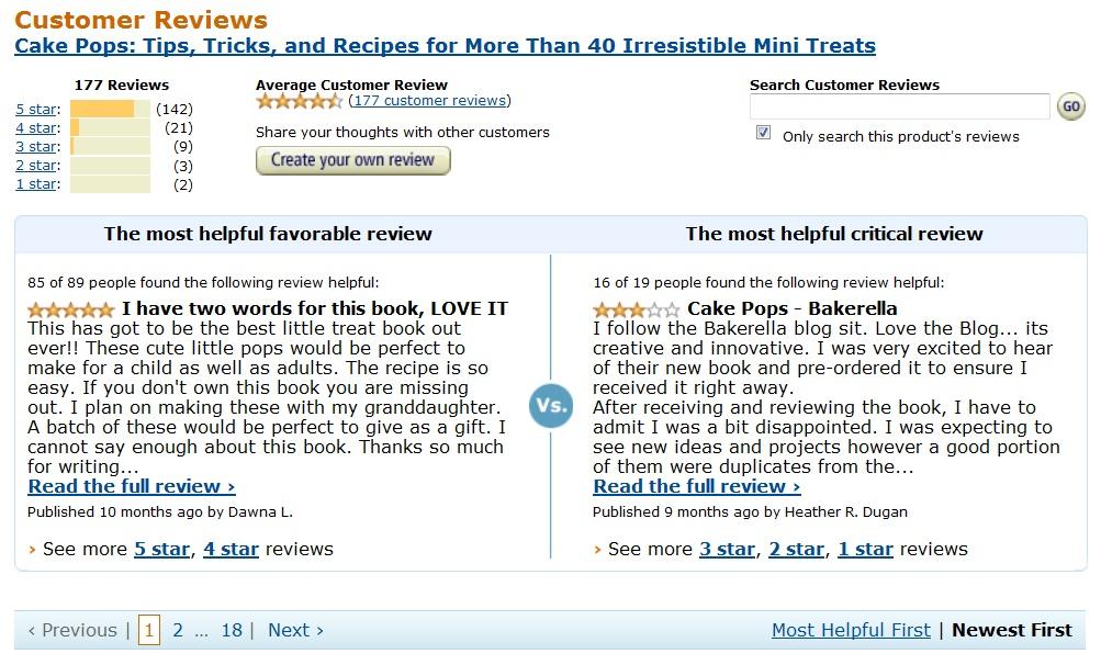 позитивные и негативные отзывы Amazon