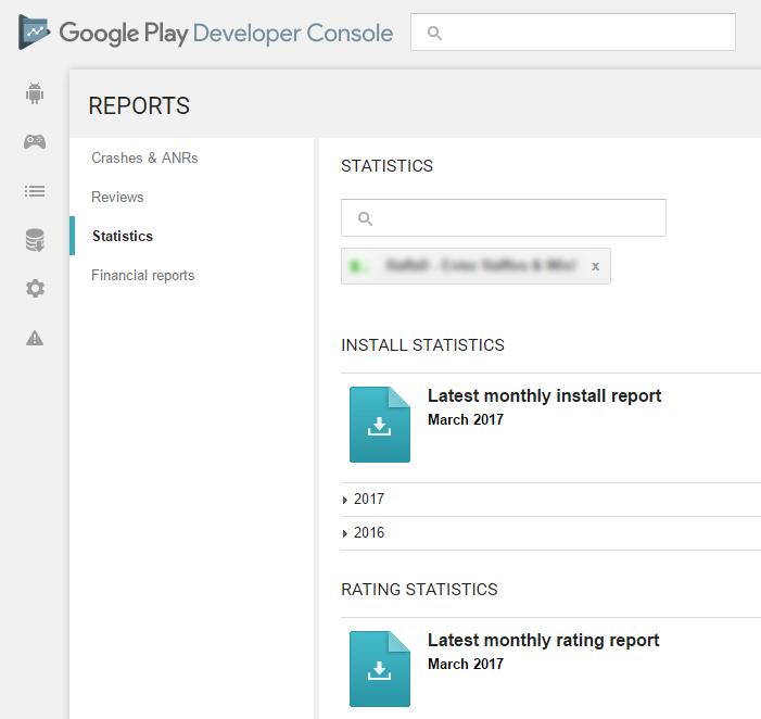 Бесплатный инструмент — Google Play Developer Console
