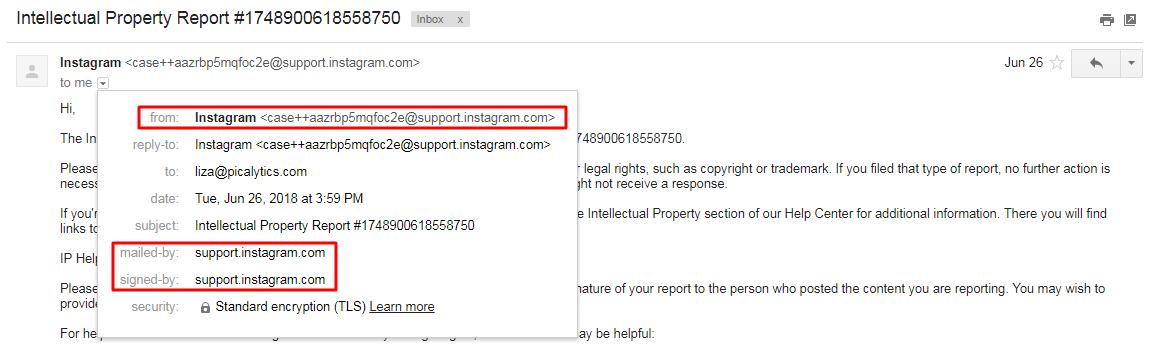 Безопасность аккаунта в инстаграме — клонированный фишинг