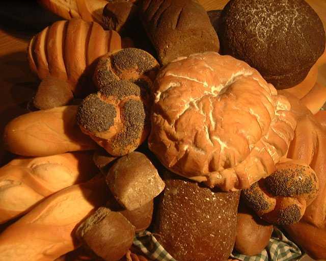 Аромат свежего хлеба вызывает аппетит и даже чувство голода