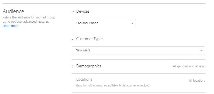 Что нужно знать маркетологу про настройку AppStore Apple Search Ads