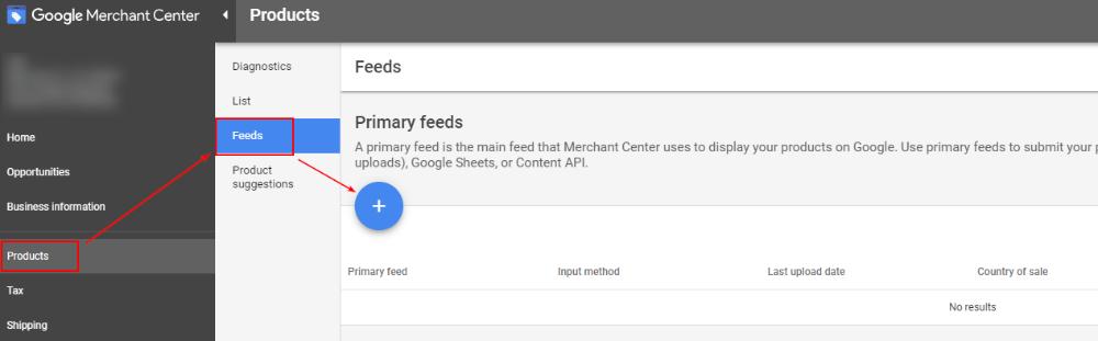 data feeds add