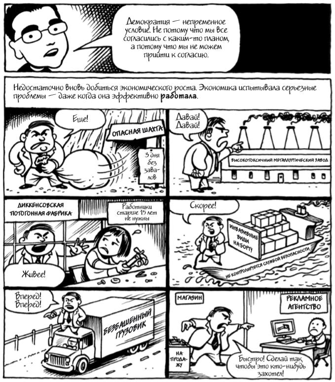 демократия непременное условие развития