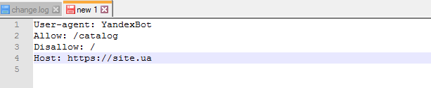 если сайт работает на протоколе HTTPS