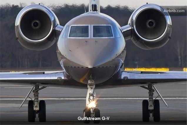 private jet в Беверли-Хиллз