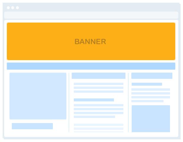 Расширенный html5 expanding banner
