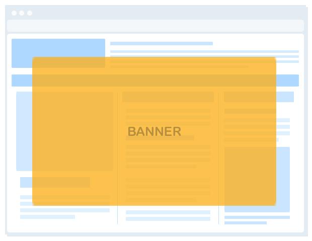 html5 interstitial banner