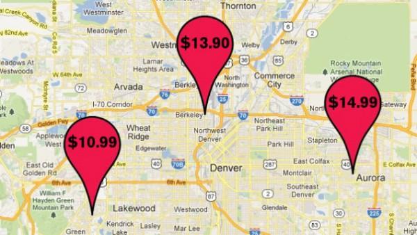 Для определения рыночной цены вам будет необходимо исследование рынка на предмет того, по какой цене данный товар продается в других местах.