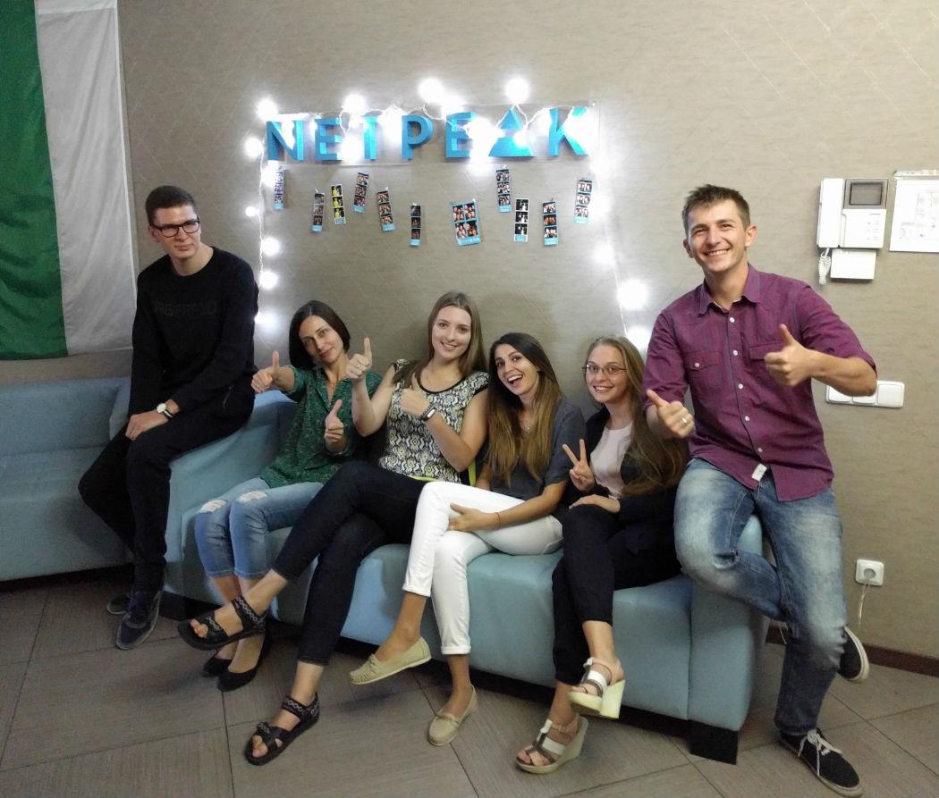 Команда Netpeak по SEO-продвижению UniSender
