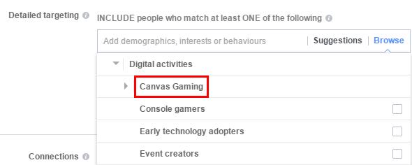 Таргетинг - геймъри