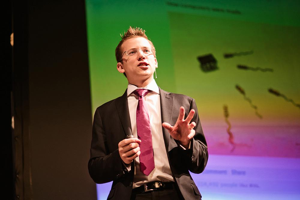 Ян Резаб (CEO Socialbakers)
