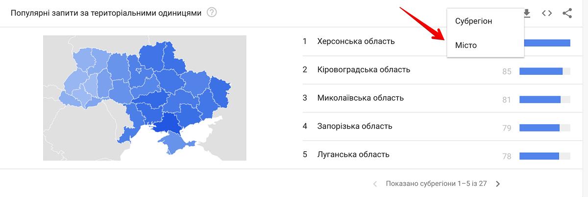 Как настроить контекстную рекламу при помощи отчетов Google Trends