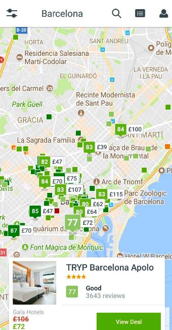 Как отследить маршрут в мобильном приложении интернет-магазина