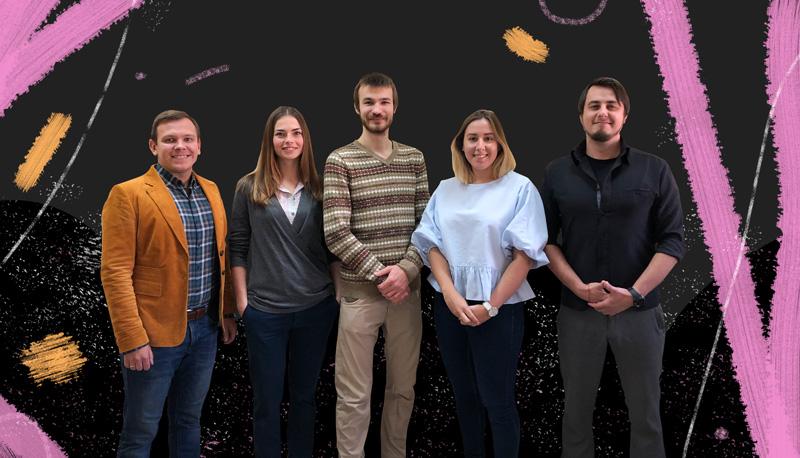 Команда Neropizza и Netpeak