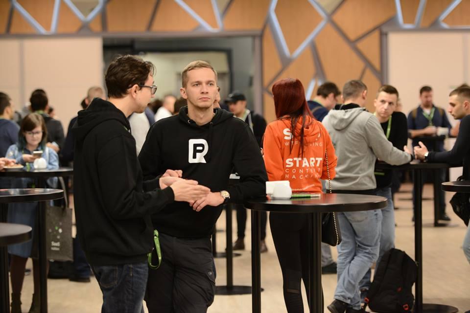 Конференция для стартапов в Киеве SaaS Nation 2017