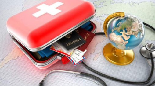 Медицинская страховка и все, что связано с безопасностью