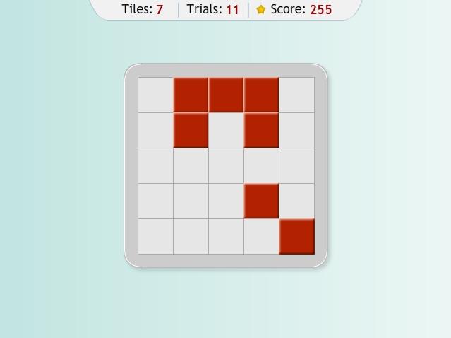 Memory Matrix — игра для развития оперативной памяти