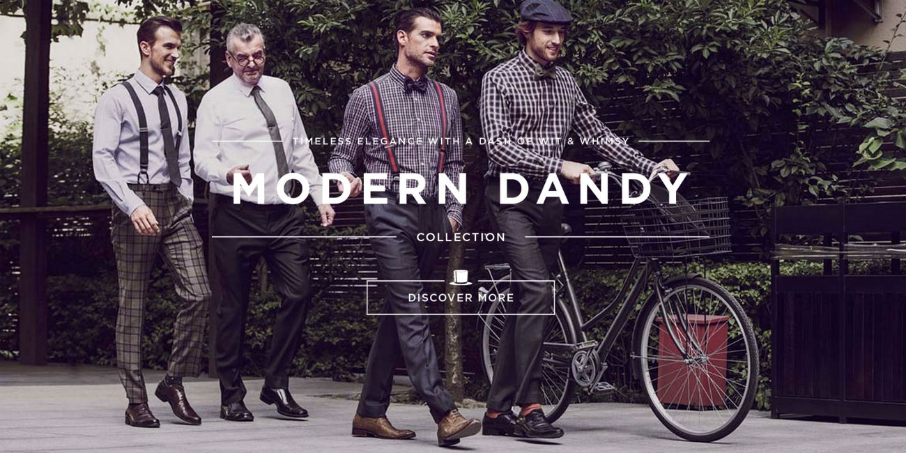 Modern dandy collection