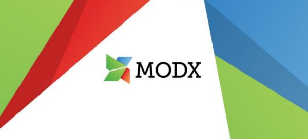 MODx CMS с открытым кодом