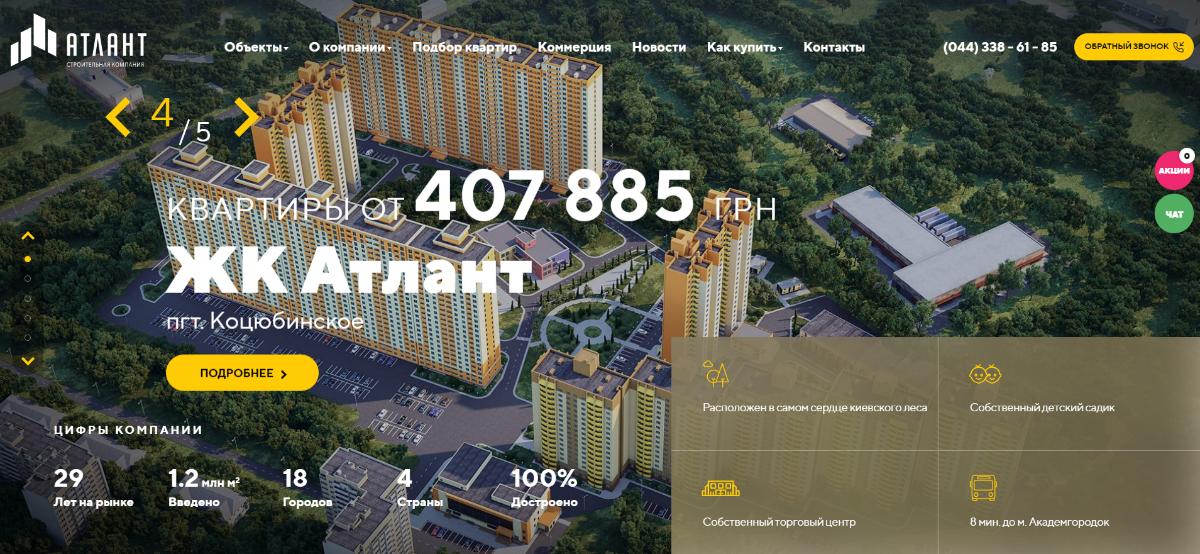 Разработка рекламной стратегии для недвижимости