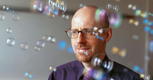 Профессор психологии Richard Wiseman