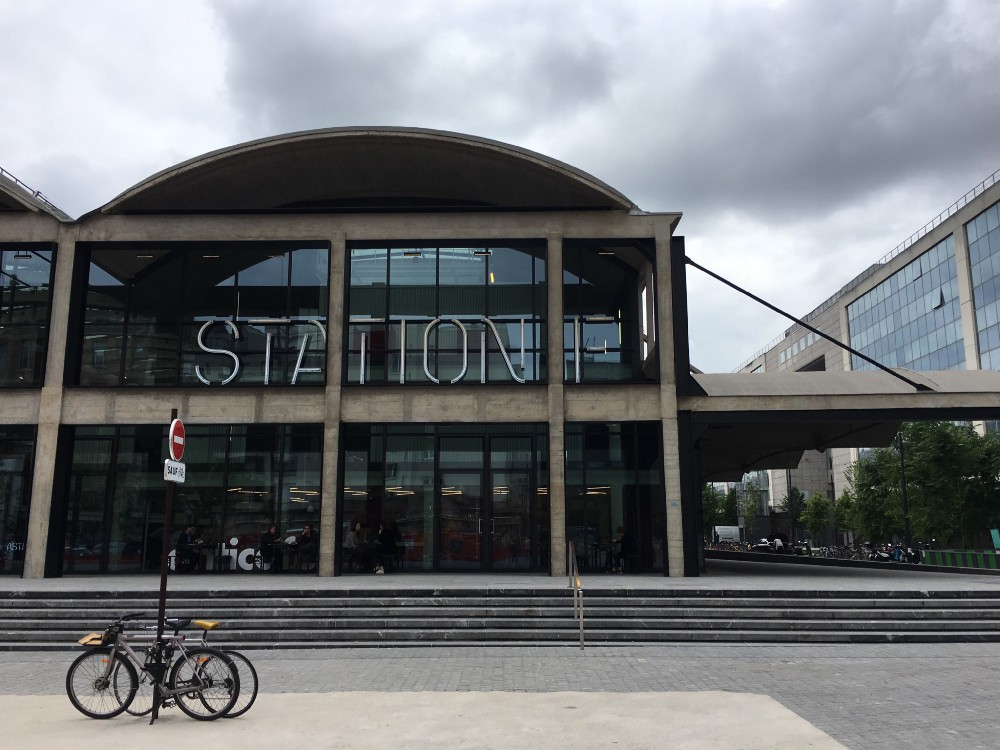 Station F Paris